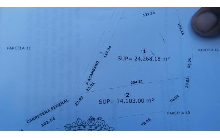 Foto de terreno comercial en venta en, atapaneo, morelia, michoacán de ocampo, 1829382 no 02
