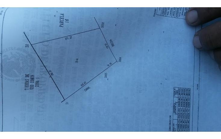 Foto de terreno comercial en venta en  , atapaneo, morelia, michoacán de ocampo, 1829382 No. 03