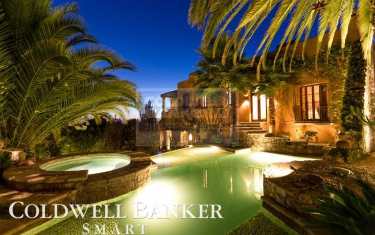 Foto de casa en venta en  , arcos de san miguel, san miguel de allende, guanajuato, 529263 No. 01