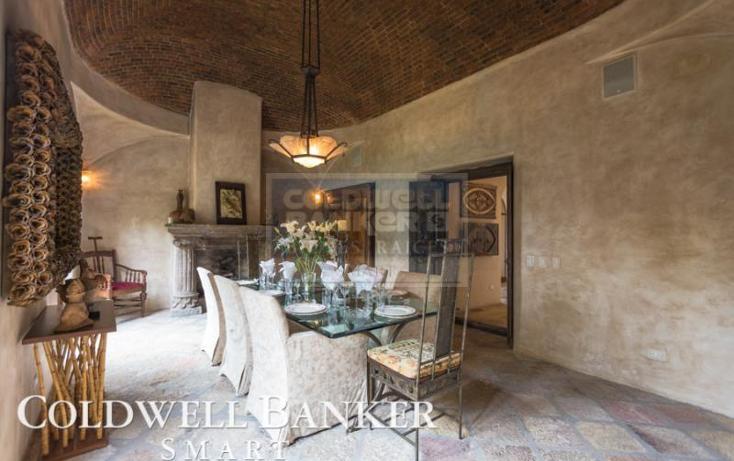 Foto de casa en venta en  , arcos de san miguel, san miguel de allende, guanajuato, 529263 No. 09