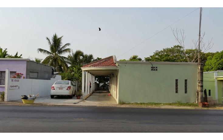 Foto de casa en venta en  , atasta, carmen, campeche, 1195031 No. 01