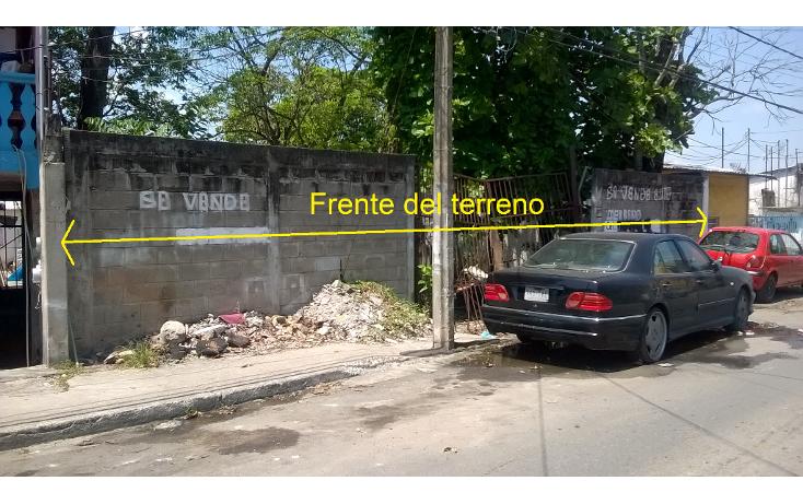 Foto de terreno habitacional en venta en  , atasta, centro, tabasco, 1079477 No. 02