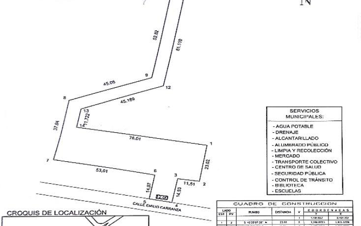 Foto de terreno comercial en venta en, atasta, centro, tabasco, 1118529 no 01