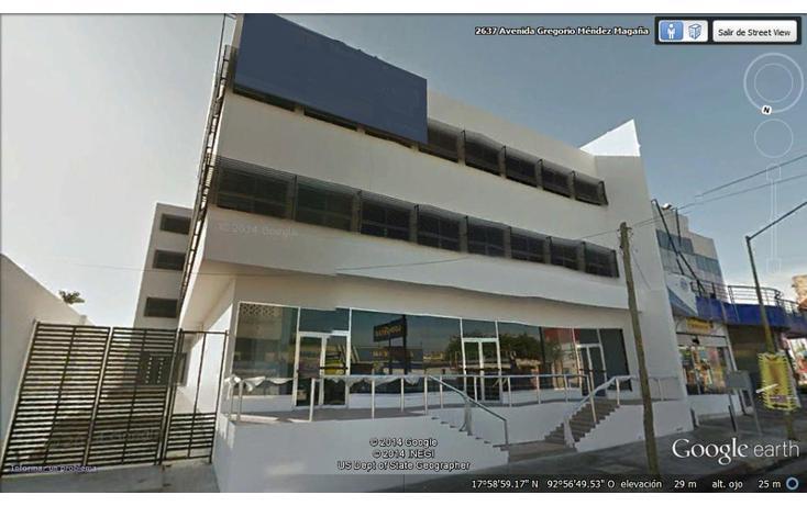 Foto de edificio en renta en  , atasta, centro, tabasco, 491954 No. 01