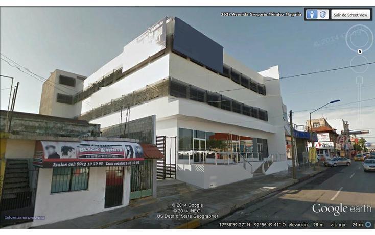 Foto de edificio en renta en  , atasta, centro, tabasco, 491954 No. 02