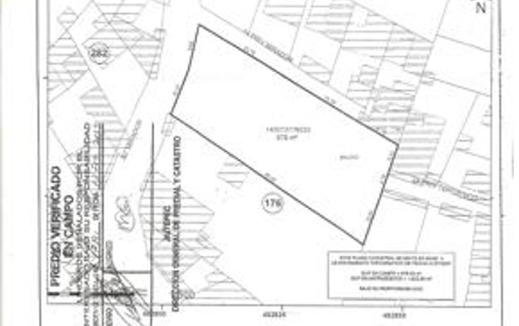 Foto de terreno habitacional en venta en  , atenatitlán, jiutepec, morelos, 1109883 No. 01