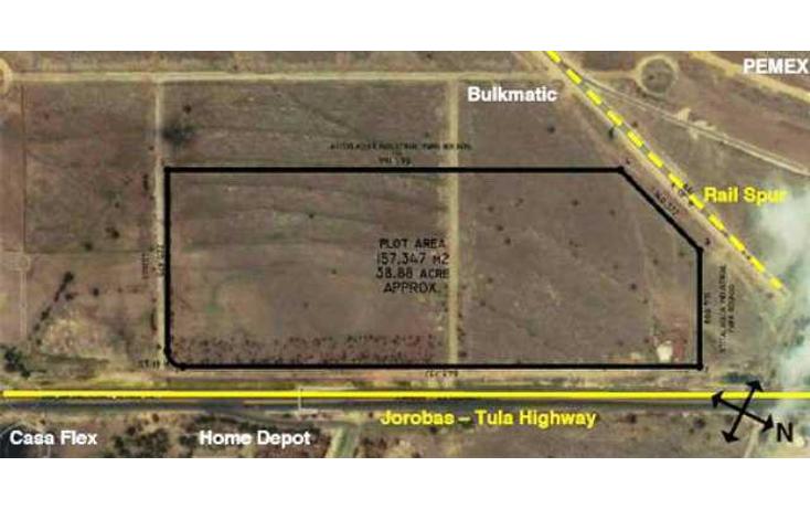 Foto de terreno industrial en venta en  , atitalaquia, atitalaquia, hidalgo, 1102895 No. 02