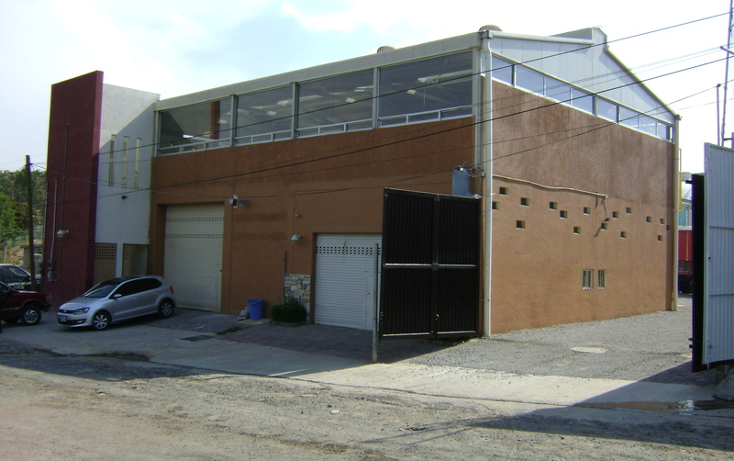 Foto de nave industrial en renta en  , atizapán 2000, atizapán de zaragoza, méxico, 492972 No. 01