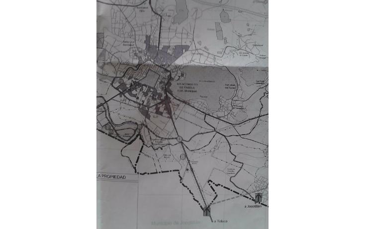 Foto de terreno habitacional en venta en  , atlacomulco, atlacomulco, m?xico, 1553738 No. 06