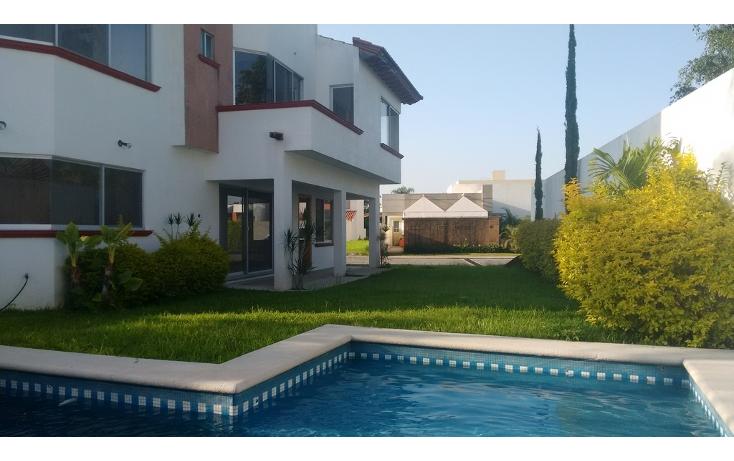 Foto de casa en venta en  , atlacomulco, jiutepec, morelos, 1301245 No. 01