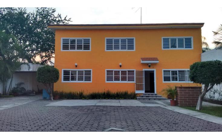 Foto de casa en venta en  , atlacomulco, jiutepec, morelos, 1305431 No. 01