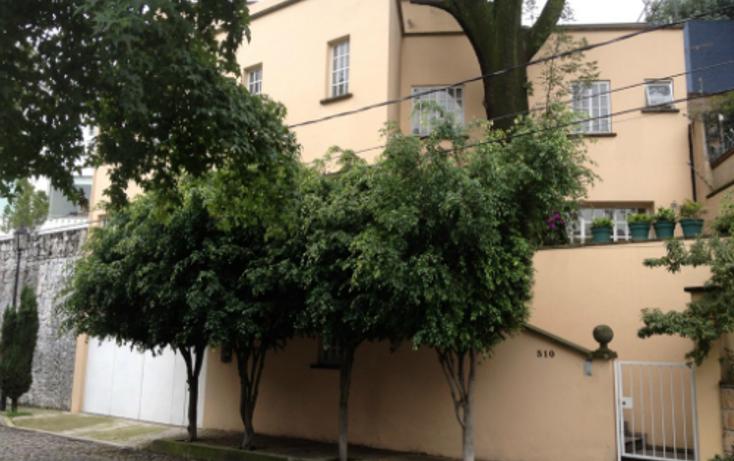 Foto de casa en renta en  , atlamaya, ?lvaro obreg?n, distrito federal, 1460665 No. 07