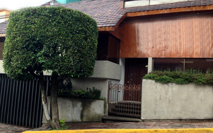 Foto de casa en venta en  , atlamaya, ?lvaro obreg?n, distrito federal, 1655109 No. 01