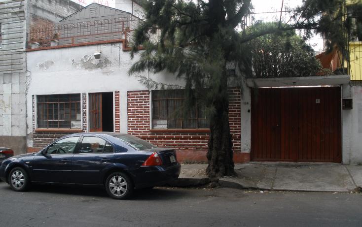 Foto de terreno habitacional en venta en  , atlántida, coyoacán, distrito federal, 2015274 No. 01