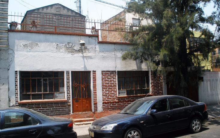 Foto de terreno habitacional en venta en  , atlántida, coyoacán, distrito federal, 2015274 No. 02