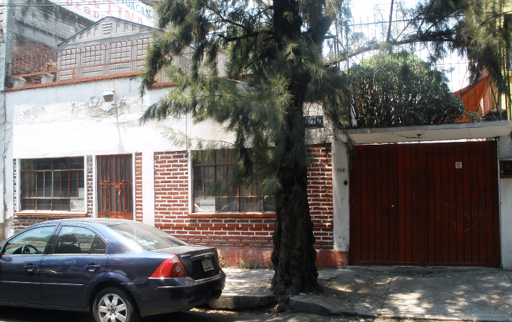 Foto de terreno habitacional en venta en  , atlántida, coyoacán, distrito federal, 2015274 No. 18