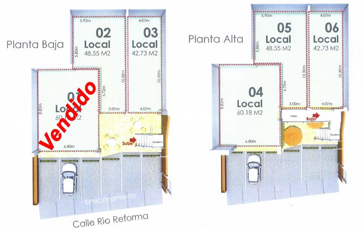 Foto de local en venta en  , atlas, guadalajara, jalisco, 1555748 No. 04