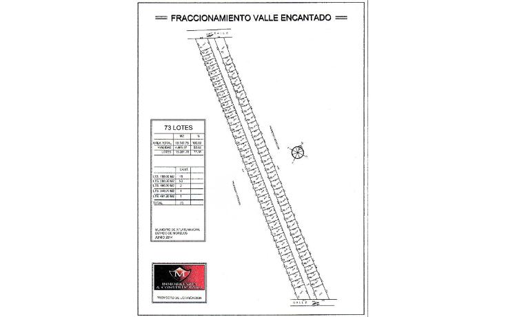 Foto de terreno habitacional en venta en  , atlatlahucan, atlatlahucan, morelos, 1045201 No. 04