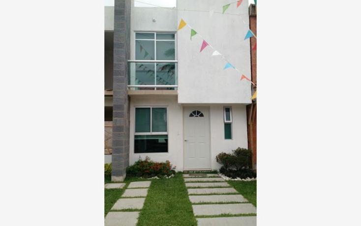Foto de casa en venta en  , atlihuayan, yautepec, morelos, 1534392 No. 01