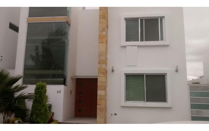 Foto de casa en renta en atlixco 40 , puebla blanca, san andrés cholula, puebla, 1746697 No. 01