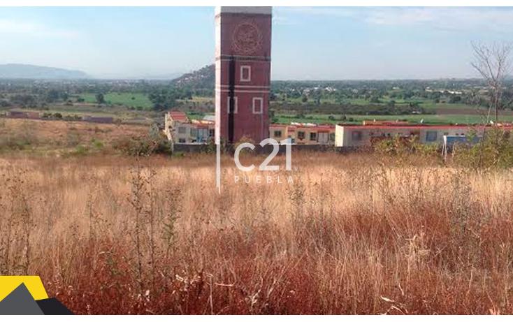 Foto de terreno comercial en venta en  , atlixco centro, atlixco, puebla, 1389271 No. 01