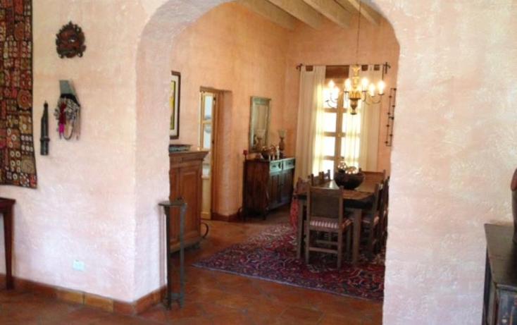 Foto de casa en venta en  1, santuario de atotonilco, san miguel de allende, guanajuato, 698885 No. 05