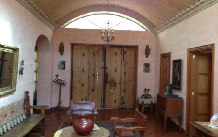 Foto de casa en venta en  1, santuario de atotonilco, san miguel de allende, guanajuato, 698885 No. 08