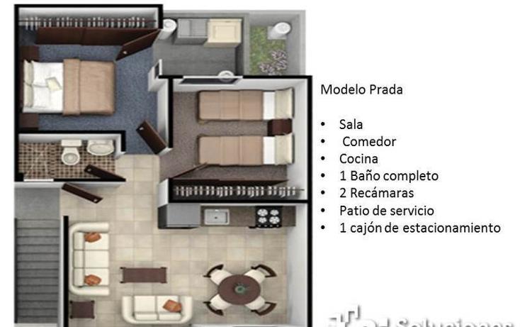 Foto de departamento en venta en  , atotonilco de tula centro, atotonilco de tula, hidalgo, 1546360 No. 02