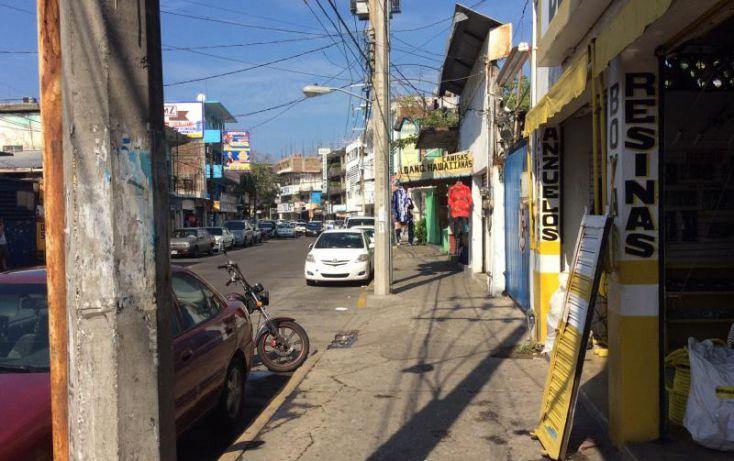 Foto de terreno comercial en venta en atras de comercial mexicana, acapulco de juárez centro, acapulco de juárez, guerrero, 1629840 no 03