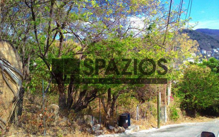 Foto de terreno habitacional en venta en atrás del centro de convenciones 4, lomas de costa azul, acapulco de juárez, guerrero, 1726494 no 02