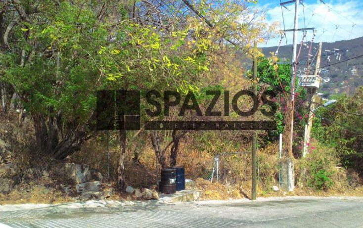 Foto de terreno habitacional en venta en atrás del centro de convenciones 4, lomas de costa azul, acapulco de juárez, guerrero, 1726494 no 03