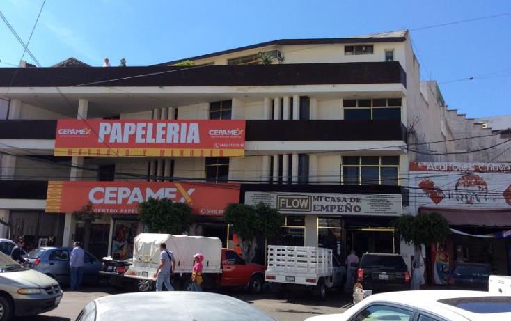 Foto de edificio en venta en  100, centro, querétaro, querétaro, 1168047 No. 01
