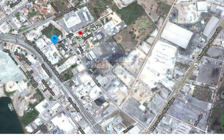 Foto de terreno habitacional en venta en atun 338, villa océano, manzanillo, colima, 1652499 no 02