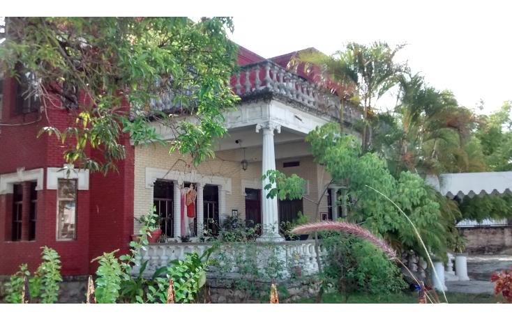 Foto de casa en venta en  , aurora, tampico, tamaulipas, 1331167 No. 01