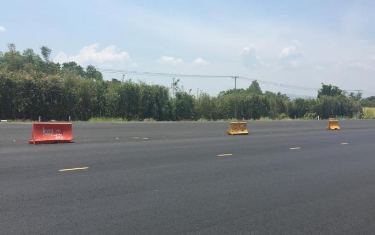 Foto de terreno comercial en venta en autopista 1, el potrero, yautepec, morelos, 884899 no 01
