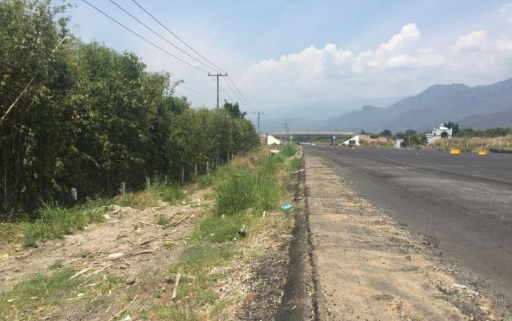 Foto de terreno comercial en venta en autopista 1, el potrero, yautepec, morelos, 884899 no 02