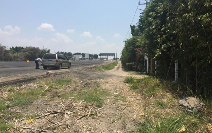Foto de terreno comercial en venta en autopista 1, el potrero, yautepec, morelos, 884899 no 03