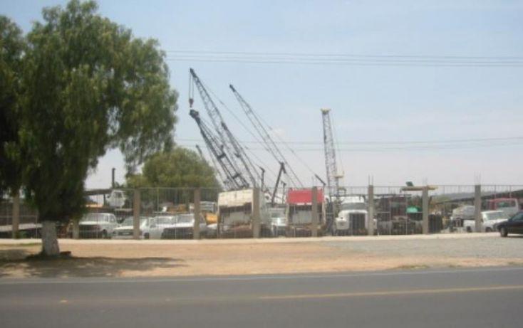 Foto de terreno industrial en venta en autopista mexico pachuca, entre km 44 y 45, santo domingo ajoloapan, tecámac, estado de méxico, 972367 no 01