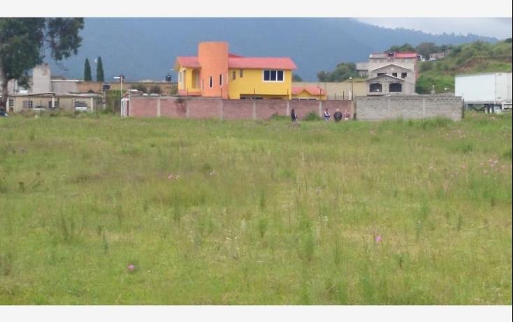 Foto de terreno habitacional en venta en autopista tlalmanalco, la esperanza, tlalmanalco, estado de méxico, 584335 no 01