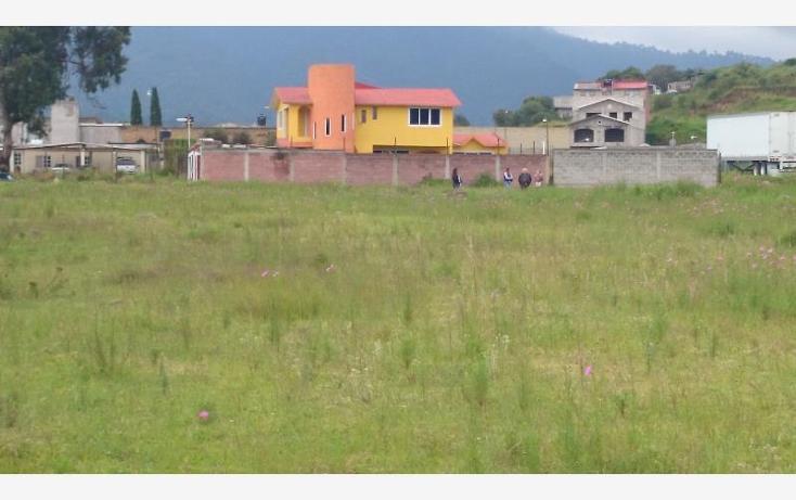 Foto de terreno habitacional en venta en autopista tlalmanalco , santa cruz, tlalmanalco, méxico, 584335 No. 01