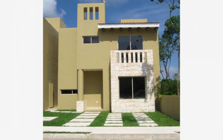 Foto de casa en venta en av 115 y av arco vial 1, calica, solidaridad, quintana roo, 1590620 no 01