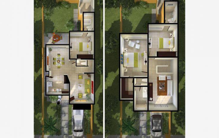 Foto de casa en venta en av 115 y av arco vial 1, calica, solidaridad, quintana roo, 1590620 no 02