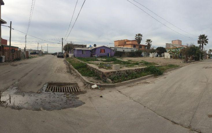 Foto de terreno habitacional en venta en av 12 de mayo y calle martires de cananea lote 1 manzana 27, obrera, playas de rosarito, baja california norte, 1721426 no 02