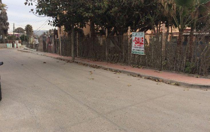 Foto de terreno habitacional en venta en av 12 de mayo y calle martires de cananea lote 1 manzana 27, obrera, playas de rosarito, baja california norte, 1721426 no 03