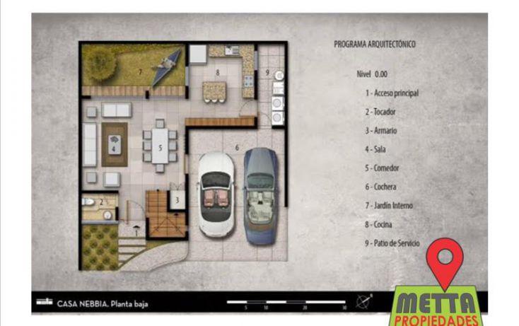 Foto de casa en venta en av 17 poniente 933, san miguel, san andrés cholula, puebla, 1787912 no 02