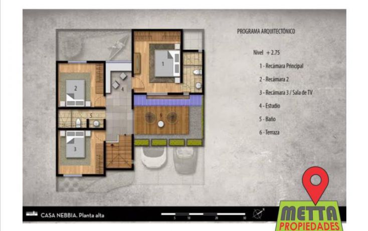 Foto de casa en venta en av 17 poniente 933, san miguel, san andrés cholula, puebla, 1787912 no 03