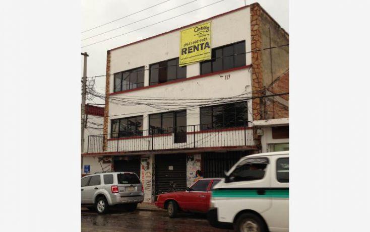 Foto de edificio en renta en av 21 de octubre esquina c cenobio aguilas 117, san jacinto, chiapa de corzo, chiapas, 1395011 no 02