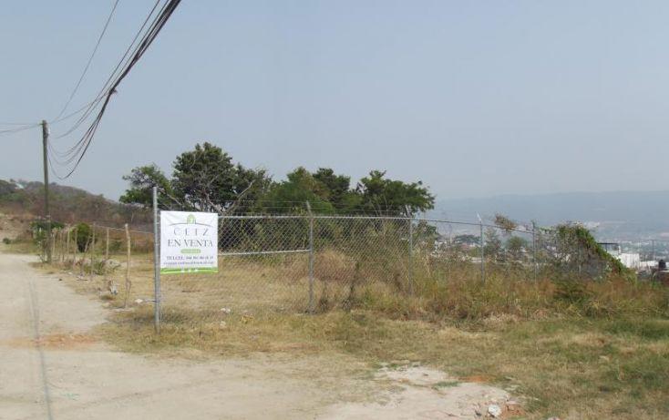 Foto de terreno habitacional en venta en av 21 sur poniente, el cocal, tuxtla gutiérrez, chiapas, 1786308 no 01