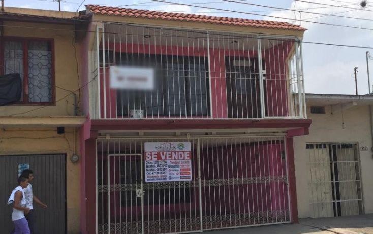 Foto de casa en venta en av 9 3519, pardo, córdoba, veracruz, 1510431 no 01