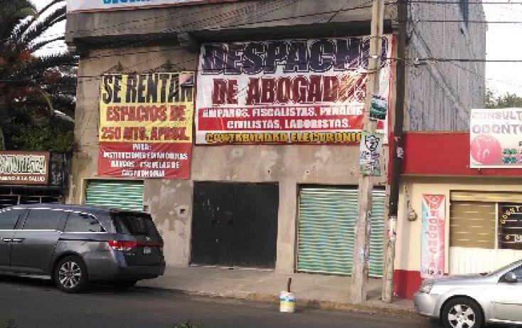 Foto de local en renta en av acozac manzana 24 lote 33, geovillas santa bárbara, ixtapaluca, estado de méxico, 1712698 no 01